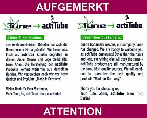 actiTube tune-slim-4-50