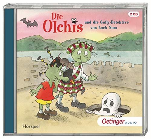 Die Olchis und die Gully-Detektive von Loch Ness: (2CD)