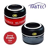 #6: Fabtec Premium Quality Original Red Lavender & Smoke Lemon Set of 2 My Tone Perfume Air Freshner For Car, Home, & Office ( color may vary)