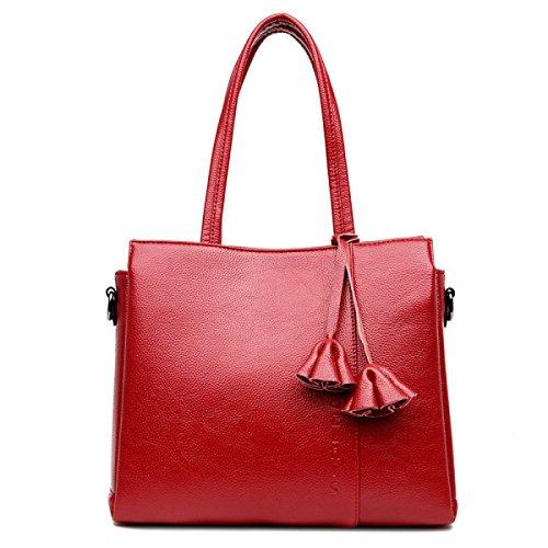 Dame Art Und Weise Weibliche Wilde Einfache Elegante Temperament-weibliche Beutel-diagonale Querpaket-Handtaschen-Schulter-Beutel C