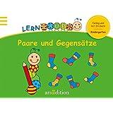 Lernraupe - Paare und Gegensätze (Kindergarten-Lernraupe)