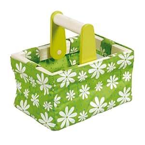Santoys ST645A Shopping Basket (Green)