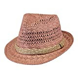 Barts Damen Hut Bobizi Hat Dusty Pink (rosa)