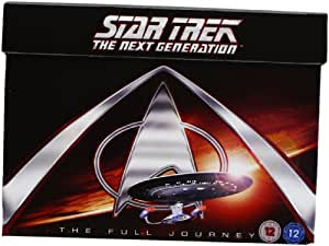 Star Trek - The Next GenerationSeries 1-7 Complete [Edizione: Regno Unito]