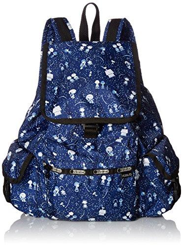 lesportsac-damen-rucksackhandtasche-mehrfarbig-stargazer