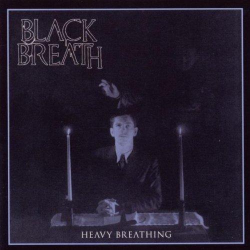 Heavy Breathing by Black Breath (2010) Audio CD by Unknown (0100-01-01)