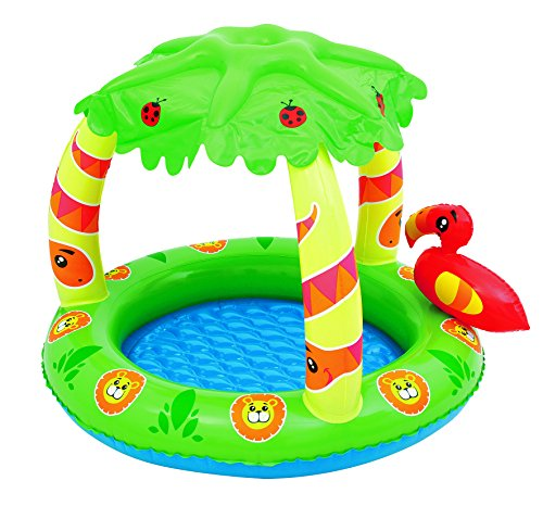 Bestway 52179 Friendly Jungle UV Judicieux piscine de jeu