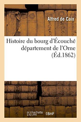 histoire-du-bourg-decouche-departement-de-lorne