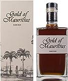 Gold of Mauritius Dark Rum + GB 40% Vol. 0,7 l