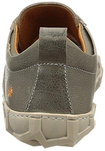 Art Melbourne 798, Chaussures Lacées Homme Gris (Grey)