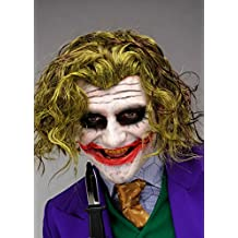 Hombres Adultos Caballero Oscuro Estilo La Peluca Joker