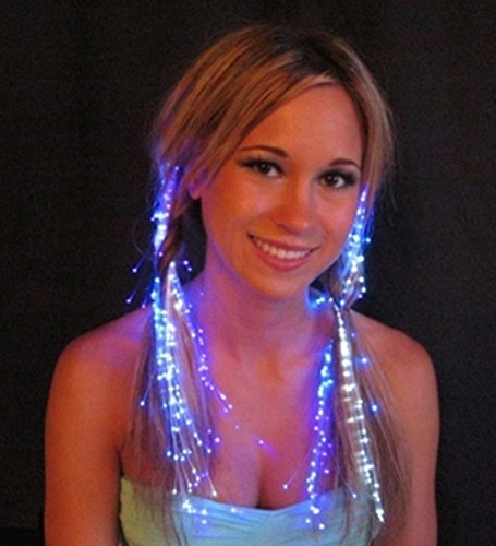 ultra-pack-of-1-blue-hair-extension-sets-of-led-hair-extensions-light-up-hair-battery-powered-extens