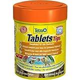 Tetra Tablets Tips 165 Tabletten, Flockenfutter, Hauptfutter