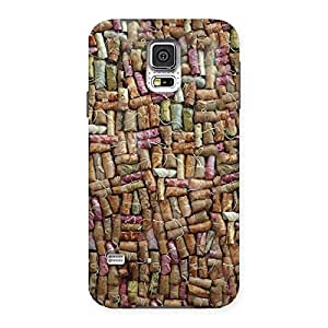 Cute Bullet Bomb Back Case Cover for Samsung Galaxy S5