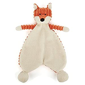 Jellycat- Roy Baby Fox Soother Peluche Soft (SRS4FX)