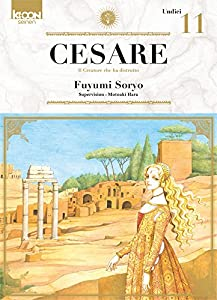 Cesare Edition simple Tome 11
