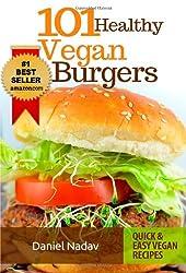 101 healthy Vegan Burgers Recipes