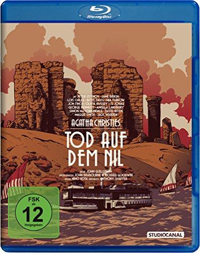 Tod auf dem Nil – Agatha Christie [Blu-ray]