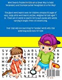 "Word Search For Kids: 50 Easy Large Print Word Find Puzzles for Kids: Jumbo Word Search Puzzle Book (8.5""x11"") with Fun Themes!: Volume 1 (Word Search Puzzle Books)"