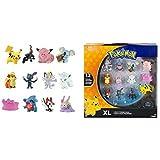 XL Pokemon 12er Set Sammelfiguren Koalelu, Fukano und mehr
