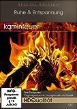 KAMINFEUER IN HD-QUALITÄT - Special Edition - Die DVD zum Entspannen in perfekter Qualität
