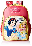 Disney Princess Pink School Bag for Children of Age Group 3 - 5 years | Size 14 inch