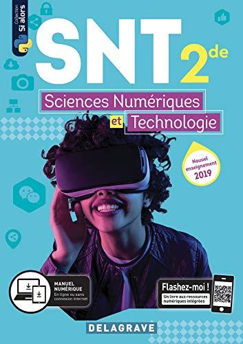 Sciences numériques et technologie 2de 2019 - Manuel eleve