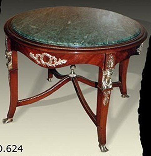 Table ronde baroque style rococo d'époque Louis XV MoTa0624