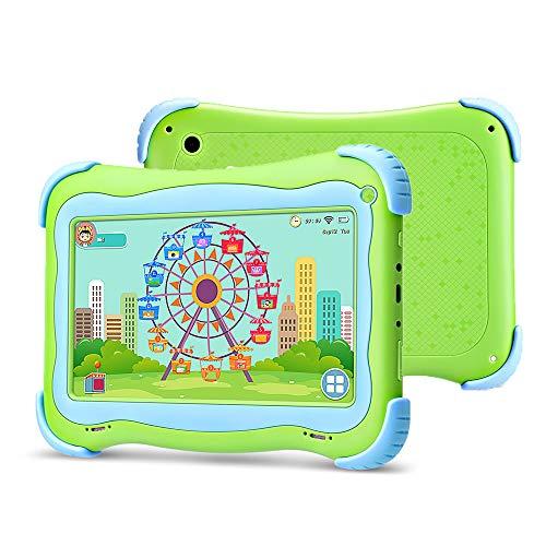tablet bambini [2019 New] YUNTAB 7 Pollici Tablet Android 8.1 per Bambini