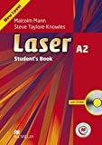 Laser 3rd Edition A2 Student's Book & CD-ROM with MPO