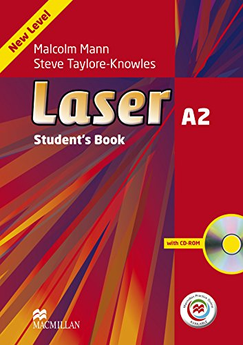 LASER A2 Sts Pack (MPO) 3rd Ed (Laser 3rd Edition) por Steve Taylore-Knowles