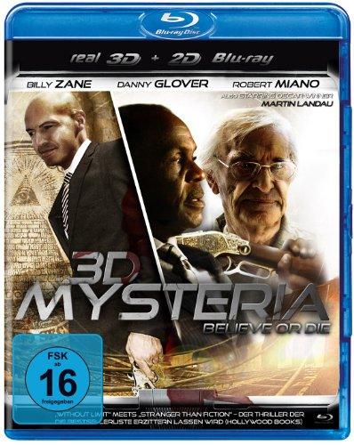 Bild von Mysteria [3D Blu-ray]