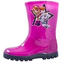 Paw Patrol Skye Everest Wellington Boots Girls Size UK 5-10
