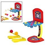 Itian Mini Basketball Spiel Basketball Tisch Schießen Spiel Desktop Educational Toy Ausbildung Spielzeug Interaktive Spiele