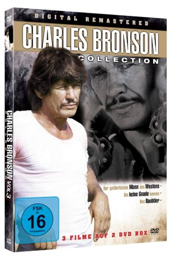 Charles Bronson-Collection *3er-Box* [2 DVDs]