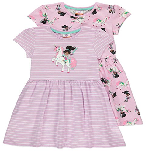 Girls Nella The Princess Knight Dresses Set (3-4 Years)
