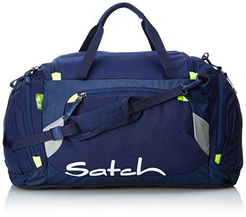 Ergobag Satch Borsa Sportiva, orange/dunkelblau 2013 Blu