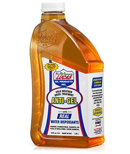Antigel Diesel Lucas Oil 2 Litres pas cher