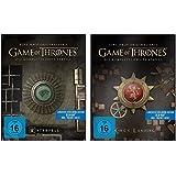 Blu-ray Steelbook Set * Game of Thrones - Staffel/Season 1+2