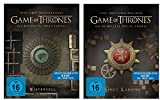 Blu-ray Steelbook Set * Game of Thrones - Staffel/Season 1+2