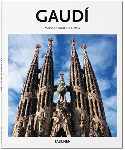 Gaudí por Maria Antonietta Crippa; Peter Gössel