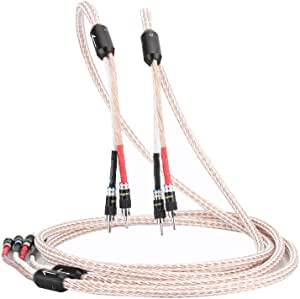 Audiocrast Ofc Hifi High End Lautsprecherkabel Elektronik
