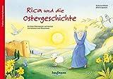 Rica und die Ostergeschichte: Ein Folien-Osterkalender zum Vorlesen und Gestalten eines Fensterbildes Bild