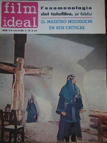 FILM IDEAL.REVISTA DE CINE. Enero 1965 nº160
