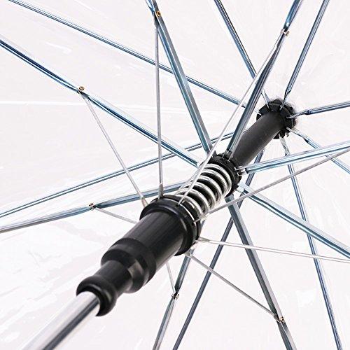 Regenschirm, Hochzeitsschirm | Transparent - 5