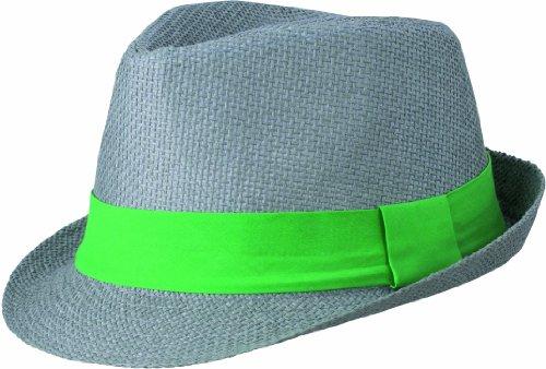 Myrtle Beach Hut Street Style, grey/green, S/M, MB6564 gygr