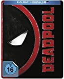 Deadpool Steelbook [Blu-ray] [Limited Edition]