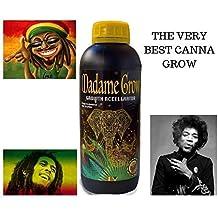 Fertilizante o abono líquido 100% orgánico estimulador de raíces y crecimiento para plantas de marihuana