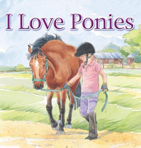 I Love Ponies por Brenda Aspley