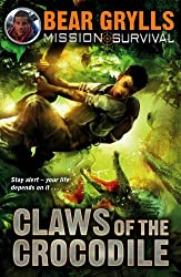 Mission Survival 5: Claws of the Crocodile by Bear Grylls (2014-01-30)